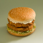 Double Chicken Sandwich